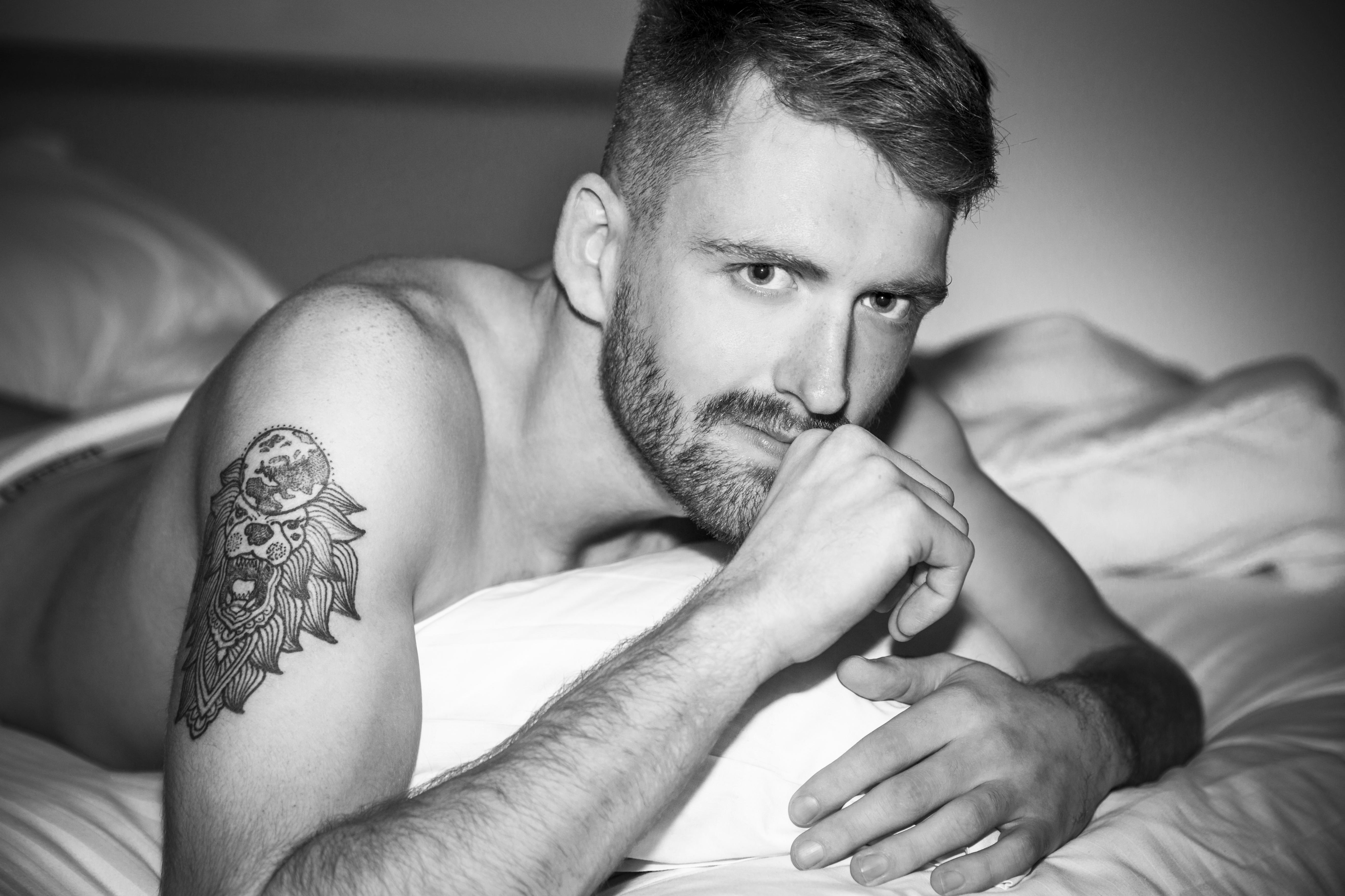 Photographer: Grace Lye Model: Aidan Wilson